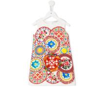 Kleid mit bunten Stickereien - kids