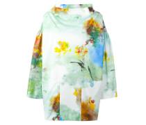 Kleid mit 'Art Lover'-Print
