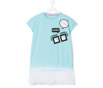 Monster print T-shirt - kids