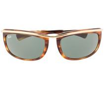 Ovale 'Olympian' Sonnenbrille