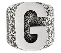 """Ring mit Buchstabe """"G"""""""