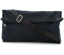 classic fold-over clutch