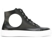- High-Top-Sneakers mit Kreis - men
