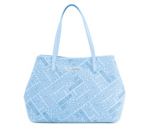 - Handtasche mit Logo-Muster - women