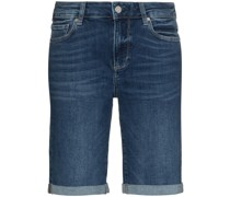 Knielange Jax Jeans-Shorts