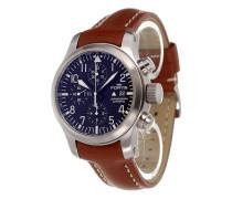 'B-42 Flieger Chronograph' Armbanduhr