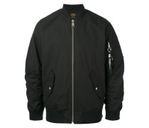 - Adam bomber jacket - men - Baumwolle/Nylon - L
