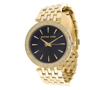 Verzierte Armbanduhr