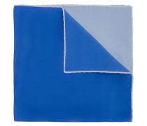 Seidenschal in Colour-Block-Optik - men - Seide