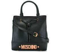 - Handtasche mit Kordelzug - women - Leder