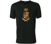 T-Shirt mit Wappen-Patch