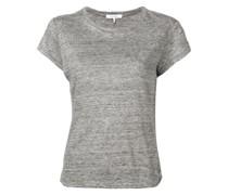 'Marl' T-Shirt mit rundem Ausschnitt