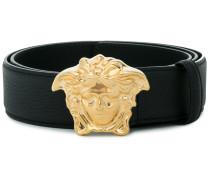 palazzo belt with medusa buckle