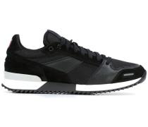 - Sneakers aus Leder - men - Leder/Nylon - 42