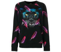 Sweatshirtt mit Print