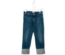 Jeans mit Webstreifen - kids