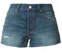 Klassische Jeans-Shorts