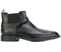 Chelsea-Boots mit Stretcheinsätzen