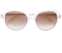 - 'Panthère' Sonnenbrille - women - Acetat/metal