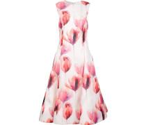 Ausgestelltes Kleid mit floralem Muster - women