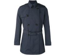 Trenchcoat mit Gürtel - men - Nylon/Polyester