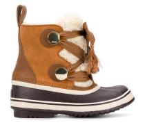 x Sorel Crosta shearling boots
