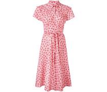 Kleid mit Stern-Print - women - Seide/Elastan