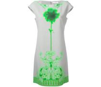 Shiftkleid mit Neon-Print - women