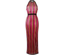 Kleid mit Längssttreifen - women