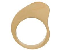 Gelbvergoldeter 'Arp' Sterlingsilber-Ring