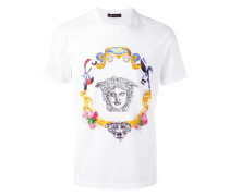 T-Shirt mit Medusa-Print - men - Baumwolle - S