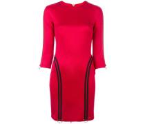 Kleid mit Kontraststreifen