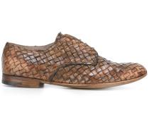 'Paint' Derby-Schuhe - men - Kalbsleder/Leder