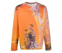 "Sweatshirt mit ""Yellow City""-Print"