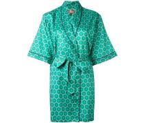 'Jade Cravat' Kimono