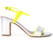 'Bungee' Sandalen mit Blockabsatz