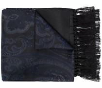 Schal aus Seidengemisch