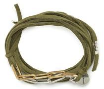 Gewickeltes Armband