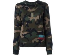 'ID Camouflage' Sweatshirt - women