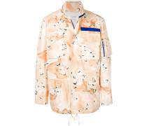'Desert Storm' Jacke mit Camouflage-Print