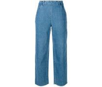 'Eloi' Cropped-Jeans