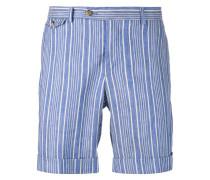 - Shorts mit Längsstreifen - men