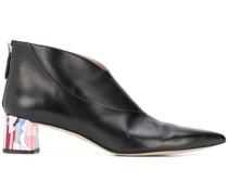 'Clipper' Stiefel mit niedrigem Absatz