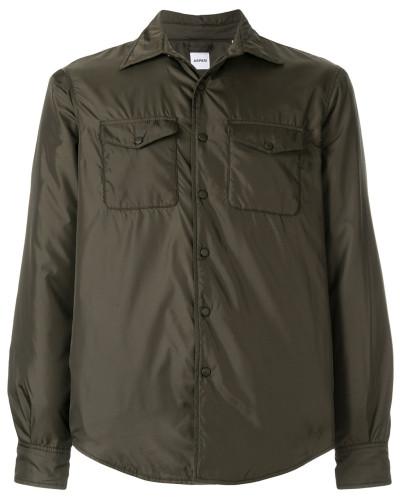 Military-Jacke mit Brusttaschen
