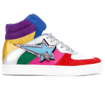 'Eclipse' High-Top-Sneakers