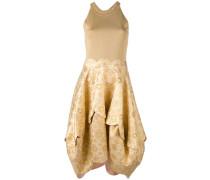 Ausgestelltes Kleid mit Stickerei - women