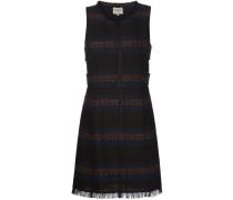 Gestreiftes A-Linien-Kleid