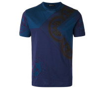 - T-Shirt mit Print - men - Baumwolle - XL