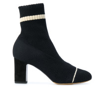 Anna sock ankle boots