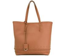 Handtasche mit Ziernähten - women